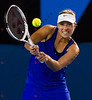 2010 Australian Tennis Open - KERBER, Angelique (GER) vs KUZNETSOVA, Svetlana (RUS) [3] - [photographer] Natasha Peterson - 9734 copy