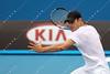2010 Australian Tennis Open - [practice] Andy Roddick - 9411