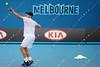 2010 Australian Tennis Open - [practice] Andy Roddick - 9518