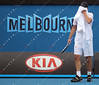 2010 Australian Tennis Open - [practice] Andy Roddick - 9481