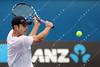 2010 Australian Tennis Open - [practice] Andy Roddick - 9398