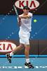 2010 Australian Tennis Open - [practice] Andy Roddick - 9405