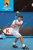 2010 Australian Tennis Open - [practice] Andy Roddick - 9416