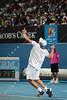 2010 Australian Tennis Open - RODDICK, Andy (USA) [7] vs DE BAKKER, Thiemo (NED) - [photographer] Mark Peterson - 0450