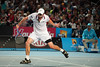 2010 Australian Tennis Open - RODDICK, Andy (USA) [7] vs DE BAKKER, Thiemo (NED) - [photographer] Mark Peterson - 0439