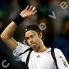 2010 Australian Tennis Open - RODDICK, Andy (USA) [7] vs GONZALEZ, Fernando (CHI) [11] - [photographer] Mark Peterson - 1990