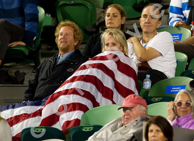 2010 Australian Tennis Open - RODDICK, Andy (USA) [7] vs GONZALEZ, Fernando (CHI) [11] - [photographer] Mark Peterson - 1706