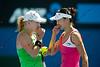 2010 Australian Tennis Open - MATTEK-SANDS Bethanie (USA) + YAN, Zi vs WILLIAMS (USA) - [photographer] Mark Peterson - 3286