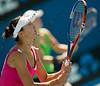 2010 Australian Tennis Open - MATTEK-SANDS Bethanie (USA) + YAN, Zi vs WILLIAMS (USA) - [photographer] Mark Peterson - 3365