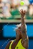 2010 Australian Tennis Open - MATTEK-SANDS Bethanie (USA) + YAN, Zi vs WILLIAMS (USA) - [photographer] Mark Peterson - 3326