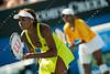 2010 Australian Tennis Open - MATTEK-SANDS Bethanie (USA) + YAN, Zi vs WILLIAMS (USA) - [photographer] Mark Peterson - 3429