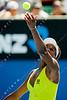 2010 Australian Tennis Open - MATTEK-SANDS Bethanie (USA) + YAN, Zi vs WILLIAMS (USA) - [photographer] Mark Peterson - 3319