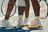 2010 Australian Tennis Open - MATTEK-SANDS Bethanie (USA) + YAN, Zi vs WILLIAMS (USA) - [photographer] Mark Peterson - 3454