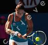 2010 Australian Tennis Open - ZAHLAVOVA STRYCOVA, Barbora (CZE) vs SAFINA, Dinara (RUS) [2] - [photographer] Mark Peterson - 2277