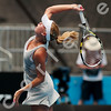 2010 Australian Tennis Open - WOZNIACKI, Caroline (DEN) [4] vs WOZNIAK, Aleksandra (CAN) - [photographer] Mark Peterson - 1452