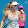 2010 Australian Tennis Open - WOZNIACKI, Caroline (DEN) [4] vs WOZNIAK, Aleksandra (CAN) - [photographer] Mark Peterson - 1473