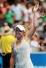 2010 Australian Tennis Open - WOZNIACKI, Caroline (DEN) [4] vs WOZNIAK, Aleksandra (CAN) - [photographer] Mark Peterson - 1500
