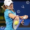 2010 Australian Tennis Open - DEMENTIEVA, Elena (RUS) [5] vs HENIN, Justine (BEL) - [photographer] Natasha Peterson - 2085
