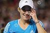 2010 Australian Tennis Open - DEMENTIEVA, Elena (RUS) [5] vs HENIN, Justine (BEL) - [photographer] Mark Peterson - 2383