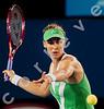 2010 Australian Tennis Open - DEMENTIEVA, Elena (RUS) [5] vs HENIN, Justine (BEL) - [photographer] Natasha Peterson - 2528