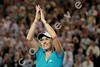 2010 Australian Tennis Open - DEMENTIEVA, Elena (RUS) [5] vs HENIN, Justine (BEL) - [photographer] Mark Peterson - 2375