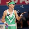 2010 Australian Tennis Open - DEMENTIEVA, Elena (RUS) [5] vs HENIN, Justine (BEL) - [photographer] Natasha Peterson - 2360