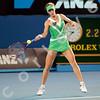 2010 Australian Tennis Open - DEMENTIEVA, Elena (RUS) [5] vs HENIN, Justine (BEL) - [photographer] Natasha Peterson - 2533