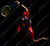 2010 Australian Tennis Open - VERDASCO, Fernando (ESP) [9] vs BALL, Carsten (AUS) - [photographer] Mark Peterson - 0886