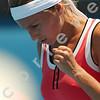 2010 Australian Tennis Open - DULKO, Gisela (ARG) vs IVANOVIC, Ana (SRB) [20] - [photographer] Mark Peterson - 2970