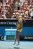 2010 Australian Tennis Open - DULKO, Gisela (ARG) vs IVANOVIC, Ana (SRB) [20] - [photographer] Mark Peterson - 2878