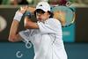2010 Australian Tennis Open - RUFIN, Guillaume (FRA) vs TOMIC, Bernard (AUS) - [photographer] Mark Peterson - 2010 (1)