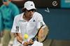 2010 Australian Tennis Open - RUFIN, Guillaume (FRA) vs TOMIC, Bernard (AUS) - [photographer] Mark Peterson - 2010