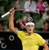 2010 Australian Tennis Open - RUFIN, Guillaume (FRA) vs TOMIC, Bernard (AUS) - [photographer] Mark Peterson - 0630