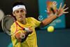 2010 Australian Tennis Open - RUFIN, Guillaume (FRA) vs TOMIC, Bernard (AUS) - [photographer] Mark Peterson - 1257