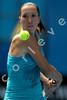 2010 Australian Tennis Open - JANKOVIC, Jelena (SRB) [8] vs NICULESCU, Monica (ROU) - [photographer] Mark Peterson - 0938
