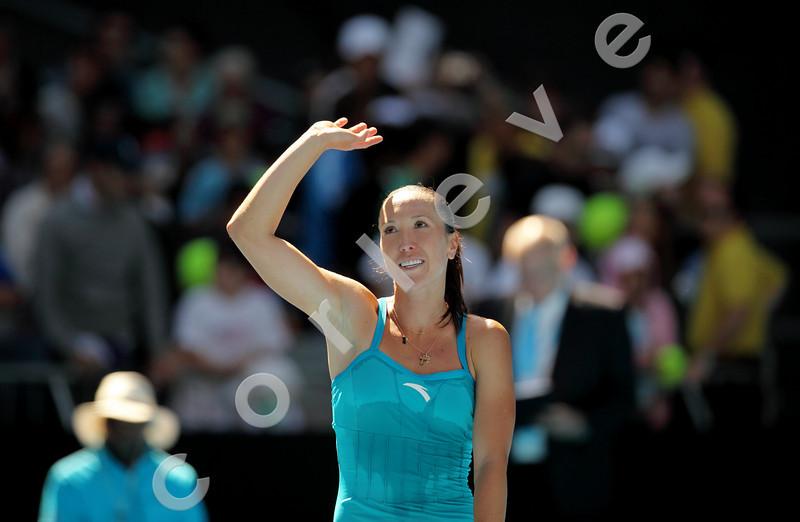 2010 Australian Tennis Open - JANKOVIC, Jelena (SRB) [8] vs NICULESCU, Monica (ROU) - [photographer] Mark Peterson - 1038