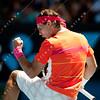 2010 Australian Tennis Open - KARLOVIC, Ivo (CRO) vs NADAL, Rafael (ESP) [2] - [photographer] Mark Peterson - 1062