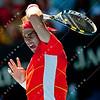 2010 Australian Tennis Open - KARLOVIC, Ivo (CRO) vs NADAL, Rafael (ESP) [2] - [photographer] Mark Peterson - 0914