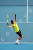 2010 Australian Tennis Open - BLAKE, James (USA) vs DEL POTRO, Juan Martin (ARG) [4] - [photographer] Mark Peterson - 2331