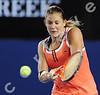 2010 Australian Tennis Open - COIN, Julie (FRA) vs MOLIK, Alicia (AUS) - [photographer] Mark Peterson - 1405