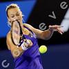2010 Australian Tennis Open - COIN, Julie (FRA) vs MOLIK, Alicia (AUS) - [photographer] Mark Peterson - 1333