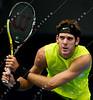 2010 Australian Tennis Open - MAYER, Florian (GER) vs DEL POTRO, Juan Martin (ARG) [4] - [photographer] Mark Peterson - 4109