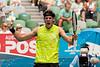 2010 Australian Tennis Open - MAYER, Florian (GER) vs DEL POTRO, Juan Martin (ARG) [4] - [photographer] Mark Peterson - 3203