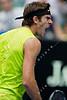 2010 Australian Tennis Open - MAYER, Florian (GER) vs DEL POTRO, Juan Martin (ARG) [4] - [photographer] Mark Peterson - 4144 copy