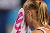 2010 Australian Tennis Open - DOKIC, Jelena (AUS) vs KLEYBANOVA, Alisa (RUS) [27] - [photographer] Mark Peterson - 1713