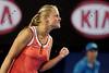 2010 Australian Tennis Open - DOKIC, Jelena (AUS) vs KLEYBANOVA, Alisa (RUS) [27] - [photographer] Mark Peterson - 1680
