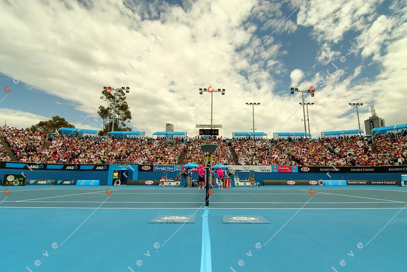 2010 Australian Tennis Open - GROTH, Jarmila (AUS) vs ARVIDSSON, Sofia (SWE) - [photographer] Mark Peterson - 2010