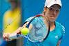 2010 Australian Tennis Open - HENIN, Justine (BEL) vs KLEYBANOVA, Alisa (RUS) [27] - [photographer] Mark Peterson - 2010 (44) copy