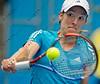 2010 Australian Tennis Open - HENIN, Justine (BEL) vs KLEYBANOVA, Alisa (RUS) [27] - [photographer] Mark Peterson - 2010 (47)
