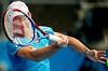 2010 Australian Tennis Open - HENIN, Justine (BEL) vs KLEYBANOVA, Alisa (RUS) [27] - [photographer] Mark Peterson - 2010 (18)